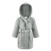 Szlafroczek Little SPA grey