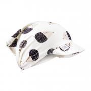 Bamboo visor cap Hedgehogs boys