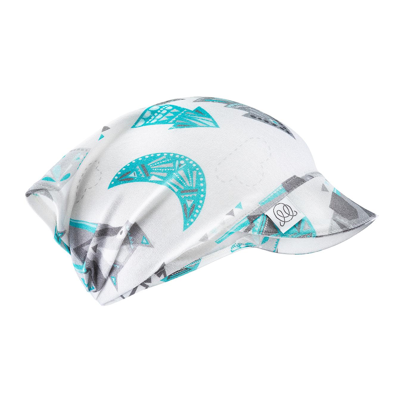 Bamboo visor cap Wolves