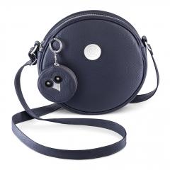 IDA bag with purse - navy