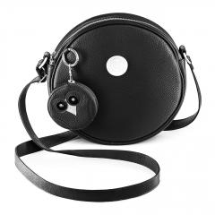 IDA bag with purse - black