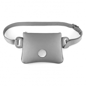 IDA belt grey by Kasia Cichopek
