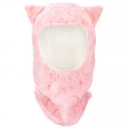 Supercat balaclava - Love pink