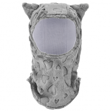 Supercat Balaclava Love Grey