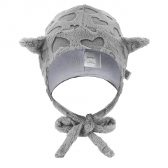 Supercat cap Love grey