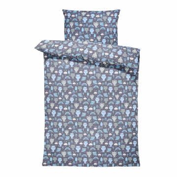 Bamboo bedding cover set L Indiana cat