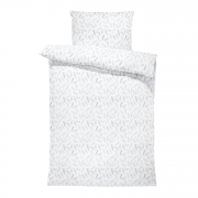 Bamboo bedding cover set M Heavenly feathers