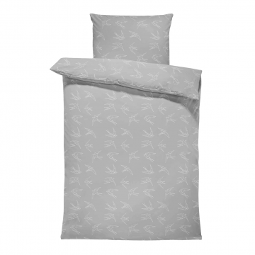 Bamboo bedding cover set M Swallows