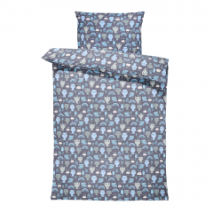 Bamboo bedding cover set S - Indiana cat