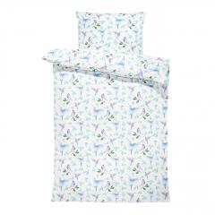 Bamboo bedding cover set - Heavenly birds