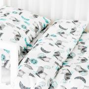 Bamboo bedding set S  Unicorns
