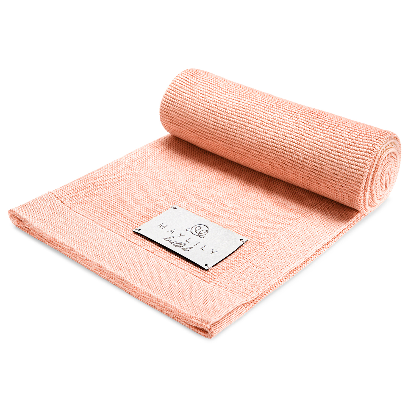 Bamboolove blanket Coral