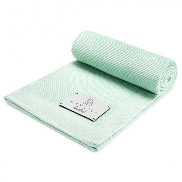 Bamboolove blanket XL Mint