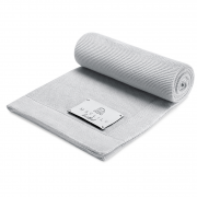 Bamboolove blanket XL Silver