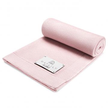 Bamboolove blanket XL Blush