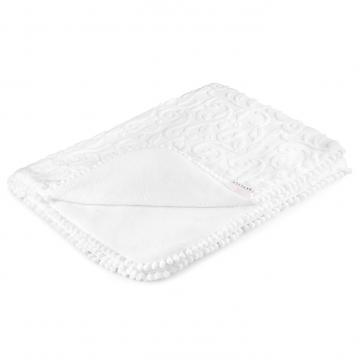 Royal blanket White