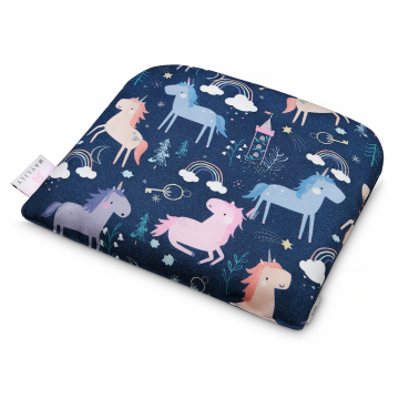 Bamboo baby pillow Unicorns