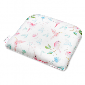 Bamboo baby pillow Paradise birds
