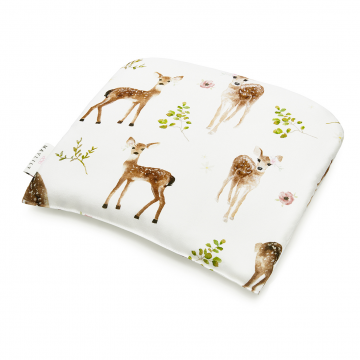 Płaska poduszka bambusowa Bambinka