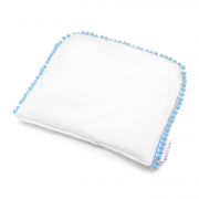 Pompom bamboo baby pillow Iceland