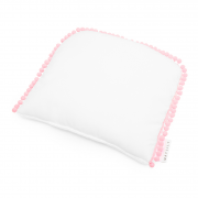 Pompom bamboo baby pillow Japan