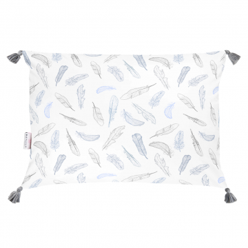 Double bamboo pillow - Heavenly feathers