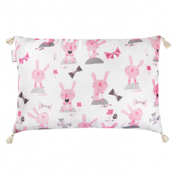 Double bamboo pillow Bunnies