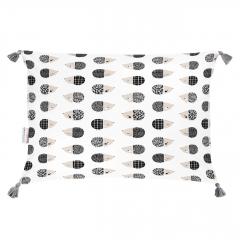 Double bamboo pillow Hedgehogs boys