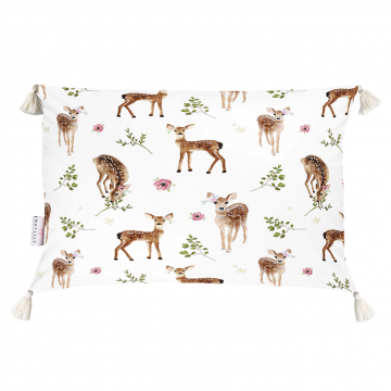 Double bamboo pillow Fawns
