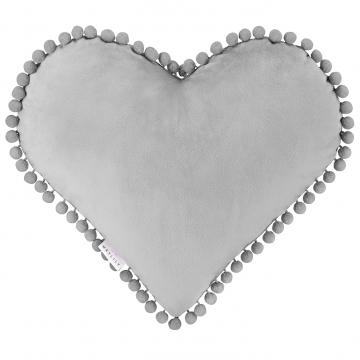 Love pillow Grey