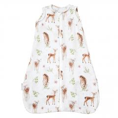 Summer bamboo sleeping bag - Fawns