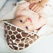 Apron towel Giraffe