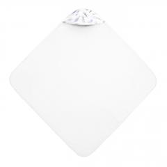 Ręcznik bambusowy niemowlaka Niebiańskie piórka - Śmietanka