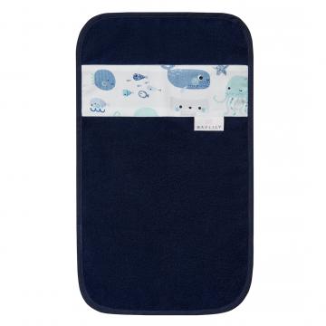 Ręcznik do rąk Fiszki Granat