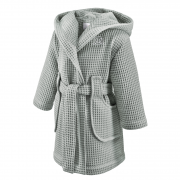 Bathrobe Little SPA Grey