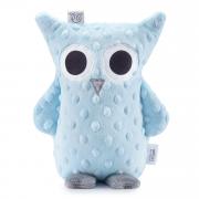 Lili Cuddly owl Light blue
