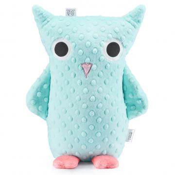 Mila Cuddly owl Ice