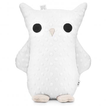 Mila Cuddly owl Snow