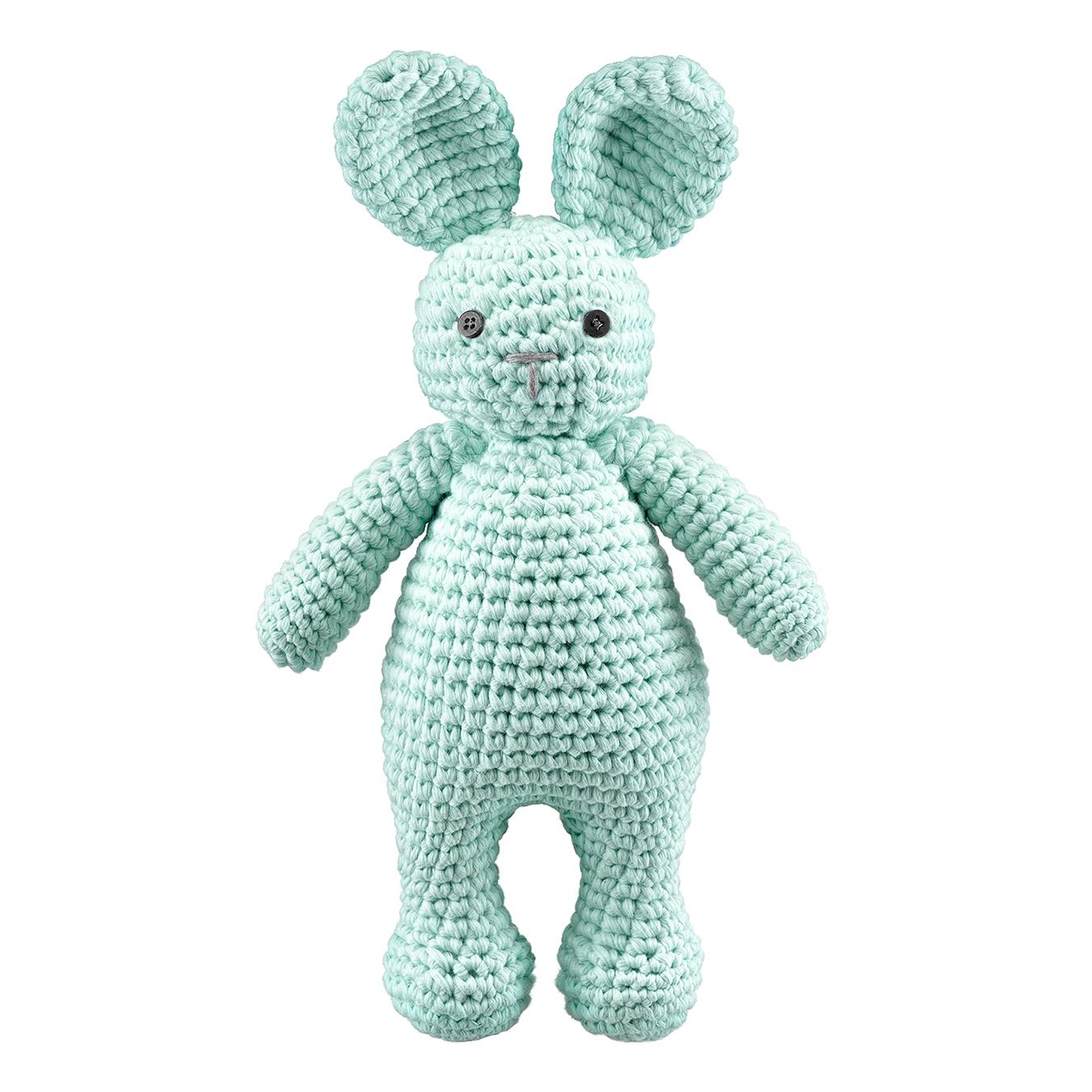 Bunny friend Mint