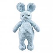 Bunny friend Blue
