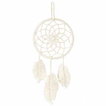 Dreamcatcher mini Cream