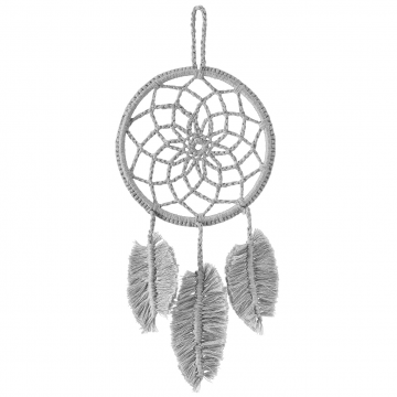 Dreamcatcher mini Grey