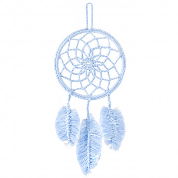 Dreamcatcher mini Blue