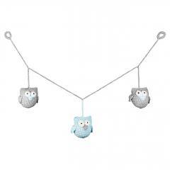 Garland Owls Mint mini