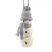 Snowman Grey