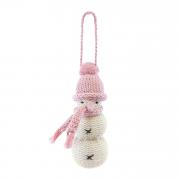 Snowman Dusty pink