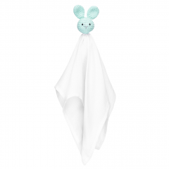 Snuggle toy Bunny -  mint