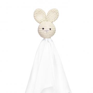 Snuggle bunny security blanket XL Cream