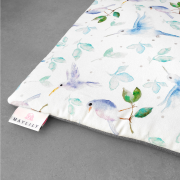 Playing mat 150x150 Heavenly birds