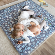 Playing mat 100x100 Sea friends